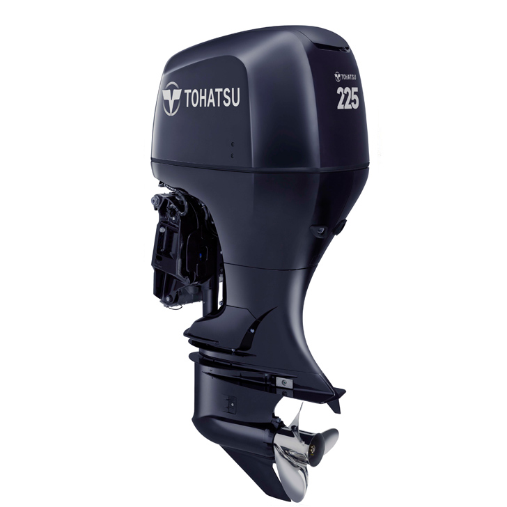 Tohatsu 225hp outboard engine