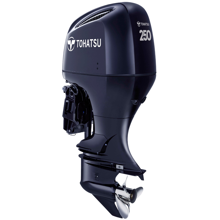 Tohatsu 250hp outboard engine