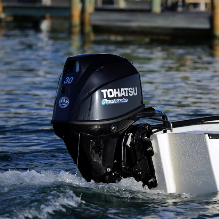 Tohatsu 30hp outboard engine for 30 hp outboard motors