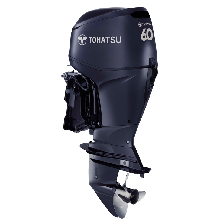 Tohatsu 60hp outboard engine