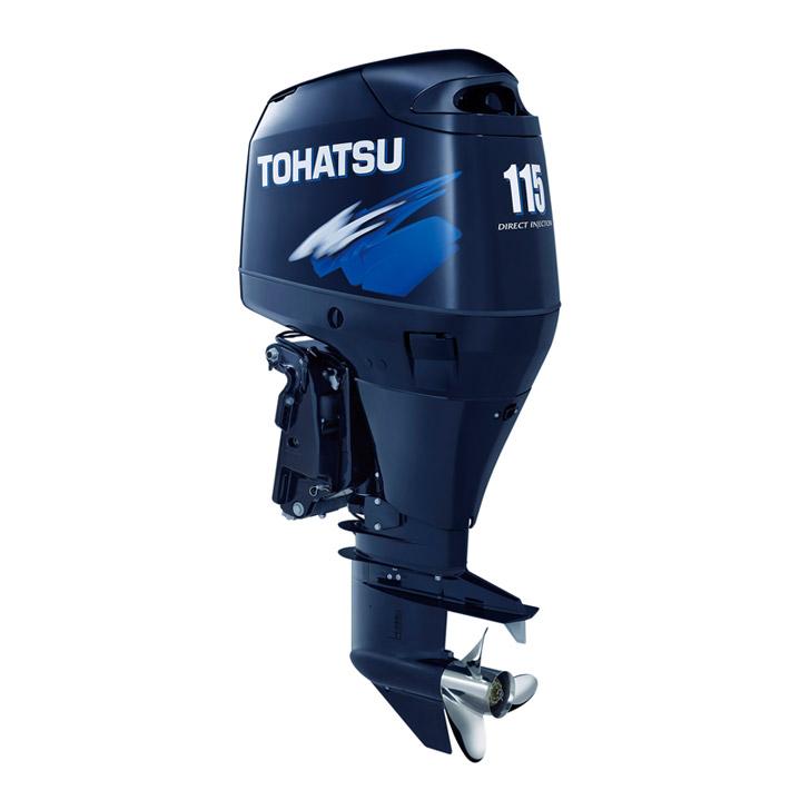 Tohatsu Tldi Outboard Engine